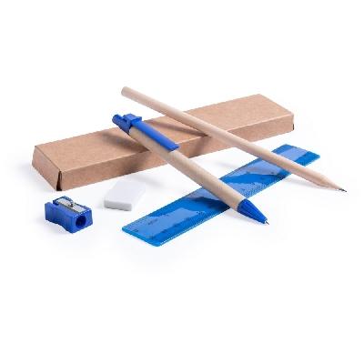 School set, pencil case