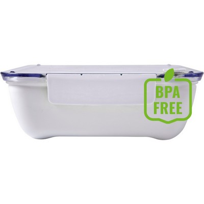 Lunch box 920 ml, fork