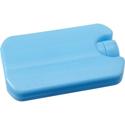 Ice pack with cooling gel