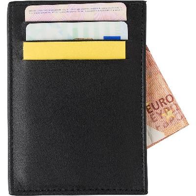Credit card holder, RFID protection