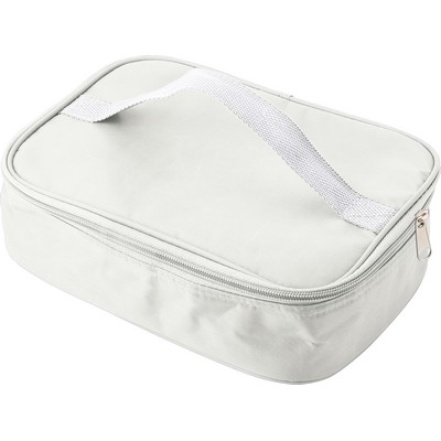 Cooler bag with lunch box