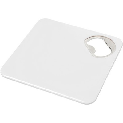 2 in 1 coaster, bottle opener