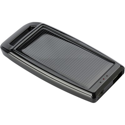 Solar charger with 1000 mAh