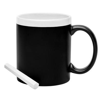 Mug 300 ml for drawing, chalk