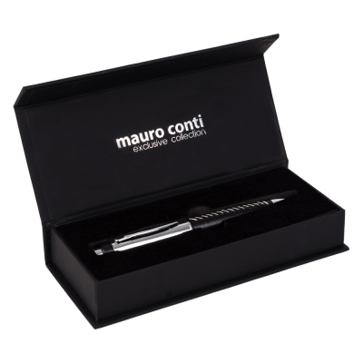Mauro Conti ball pen with USB memory stick