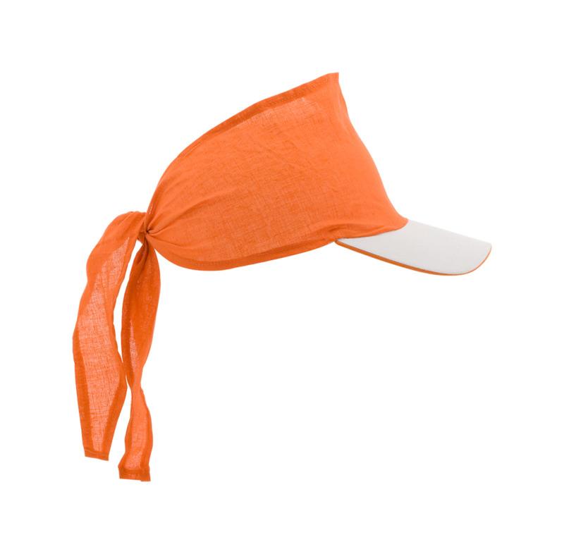 Inlady head scarf with visor