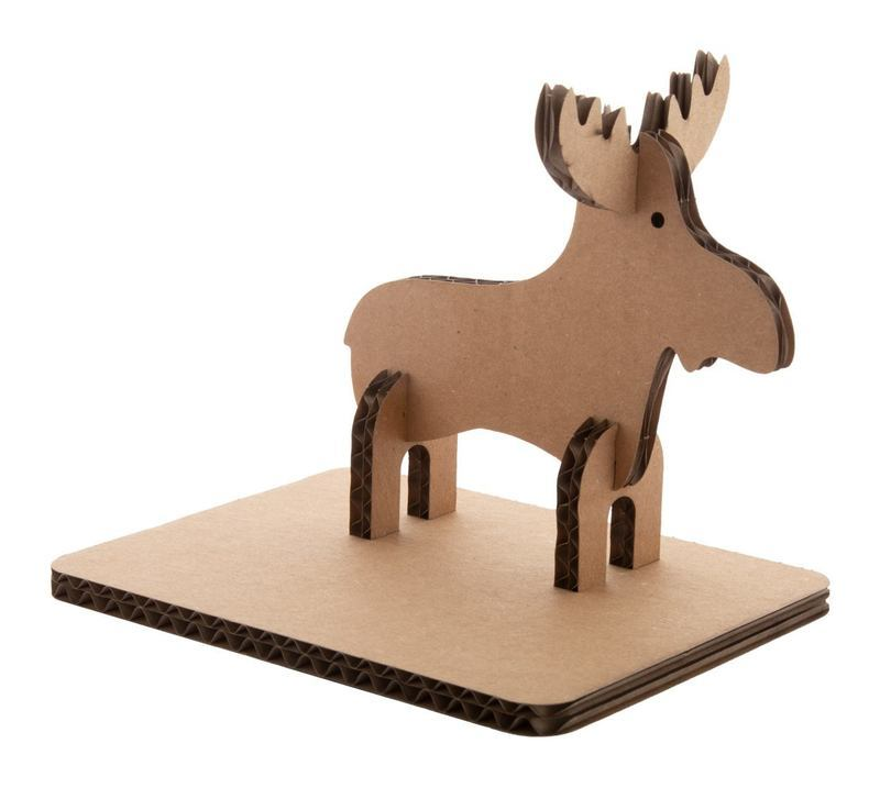 DeerMail Christmas card