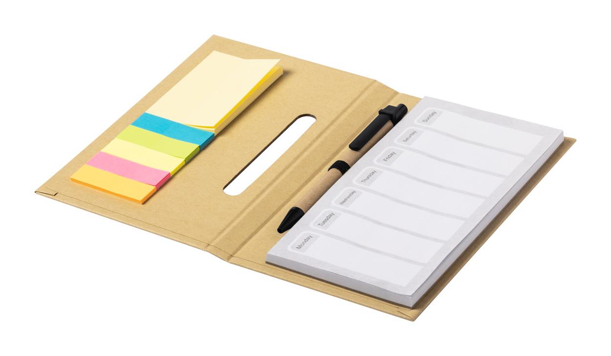 Kendil weekly planner notepad