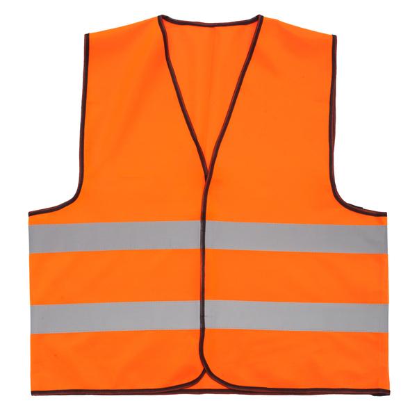 VEST XL1 safety vest size XL,  orange