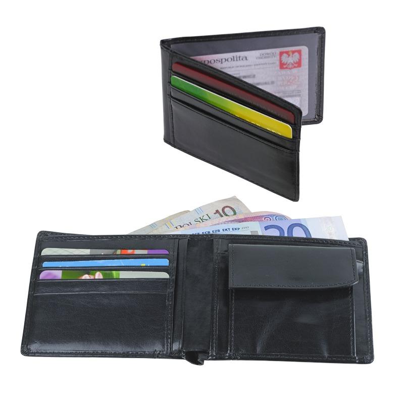 WALLET wallet,  black