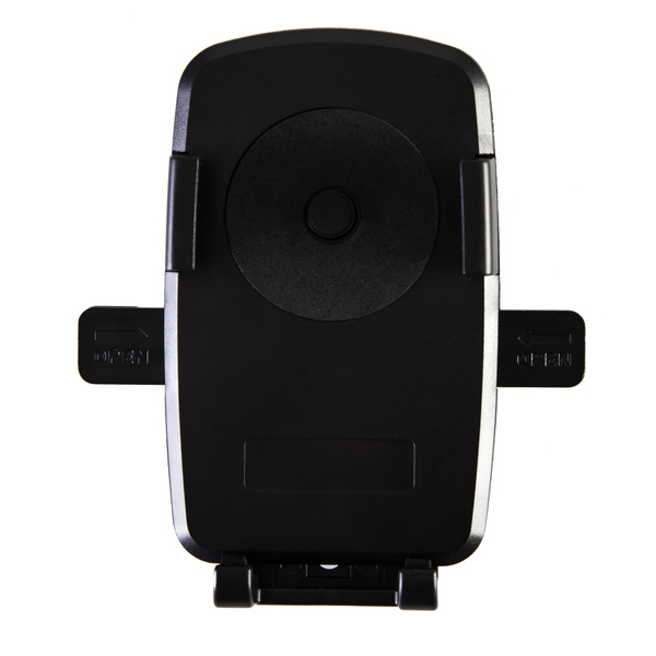 CELLBIKE mobile phone holder on wheel,  black