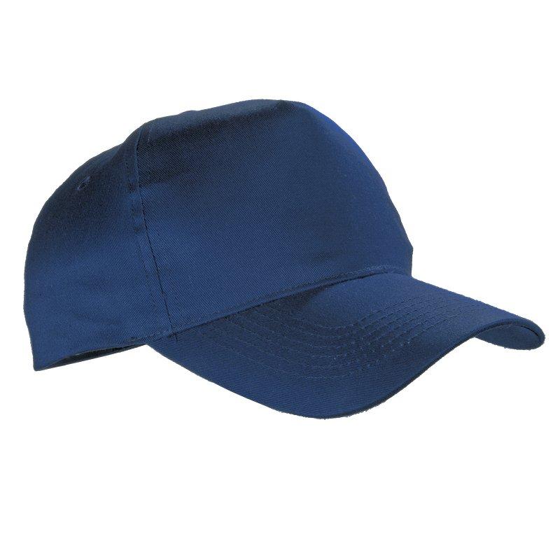 BRAGA 5 panel cap,  dark blue