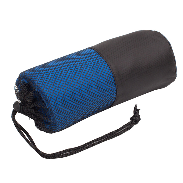 SPARKY towel for sport,  blue