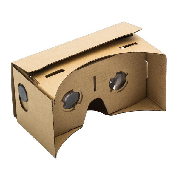 SPECTER virtual reality glasses,  beige