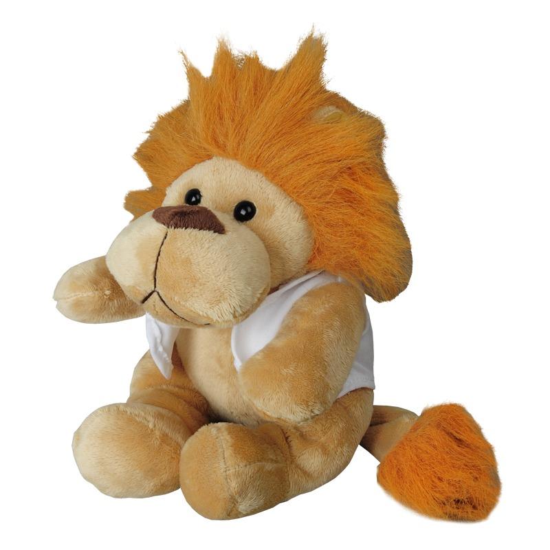 LEO plush toy,  brown