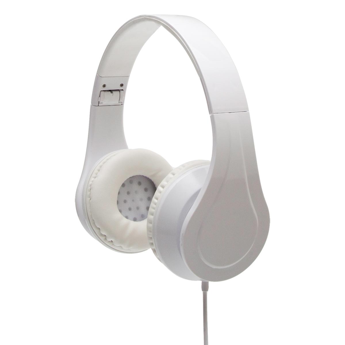 ENERGETIC headphones,  white