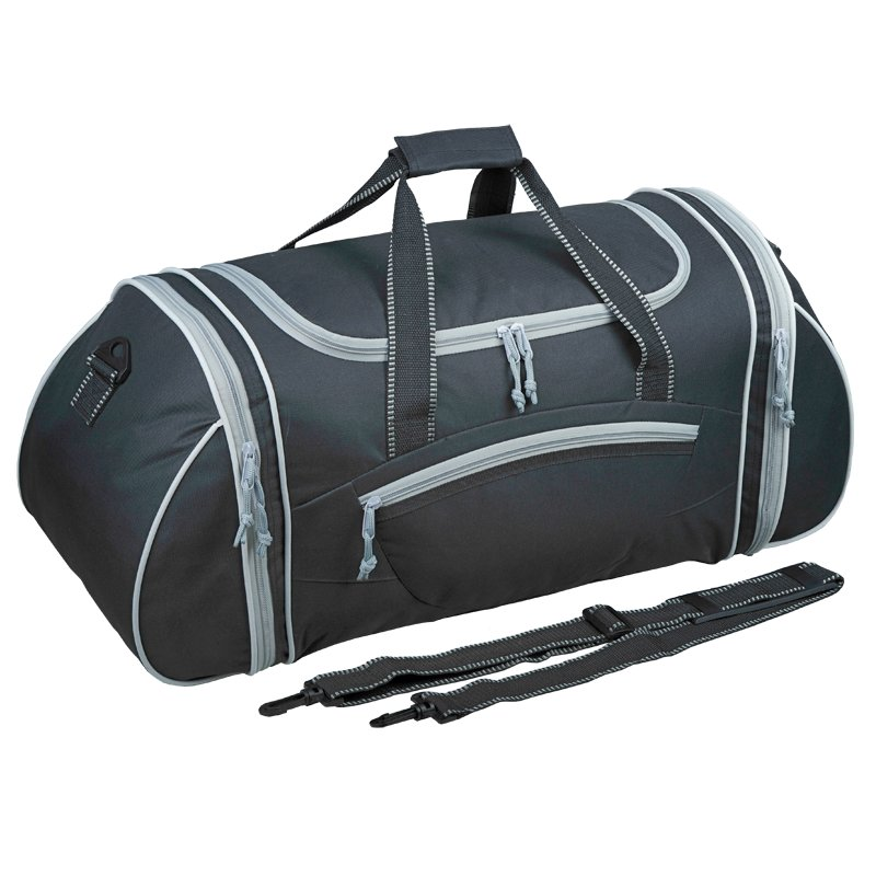 PRESCOTT travel bag,  black