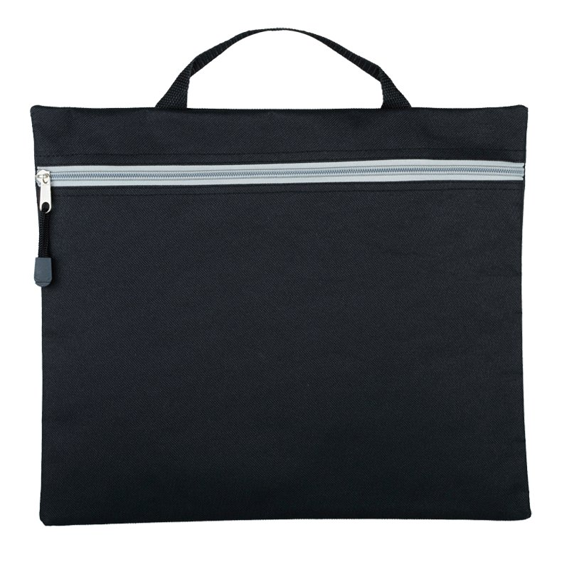 SAN VICENZO document bag,  black