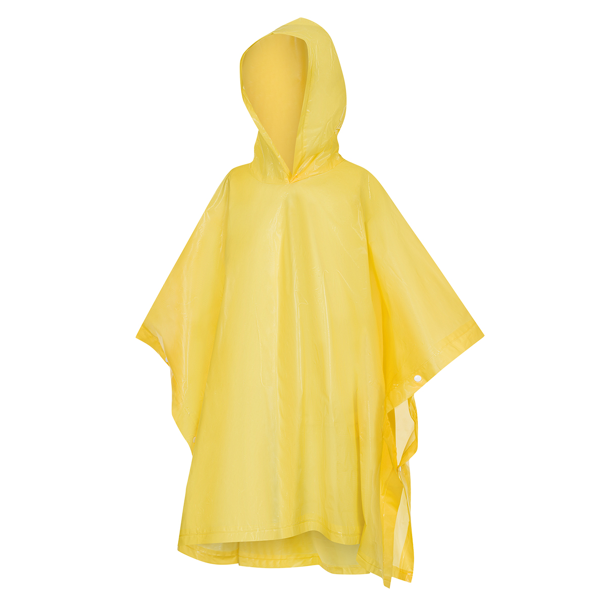 DRIZZLEFREE raincoat for children in the cover,  yellow
