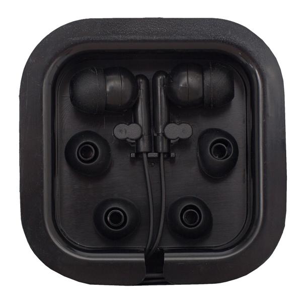 CLEAR SOUND headphones,  black