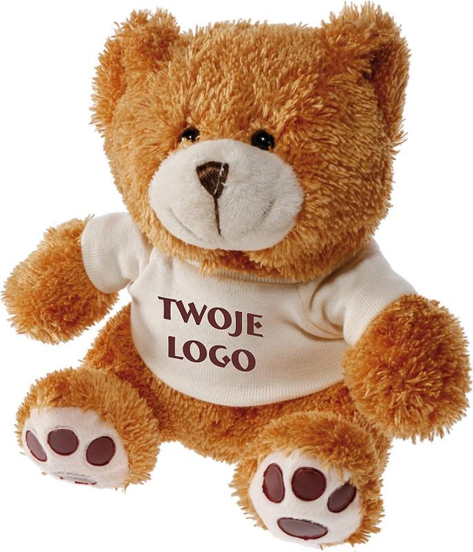 TEADY BEAR plush toy,  brown