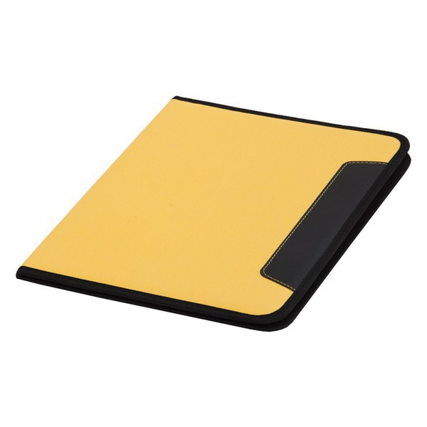 ORTONA document map,  yellow/black