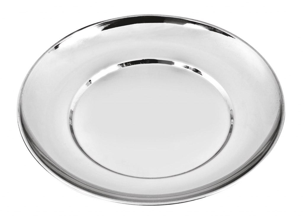 VALET DISH STEEL d=20 cm - NO BOX