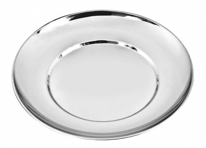VALET DISH STEEL d=20 cm - NO BOX