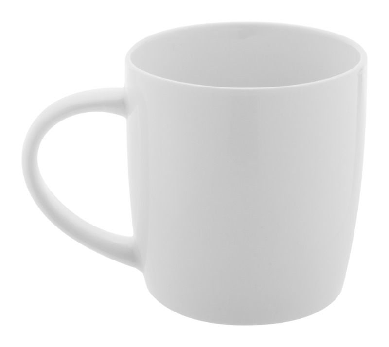 Thena porcelain mug