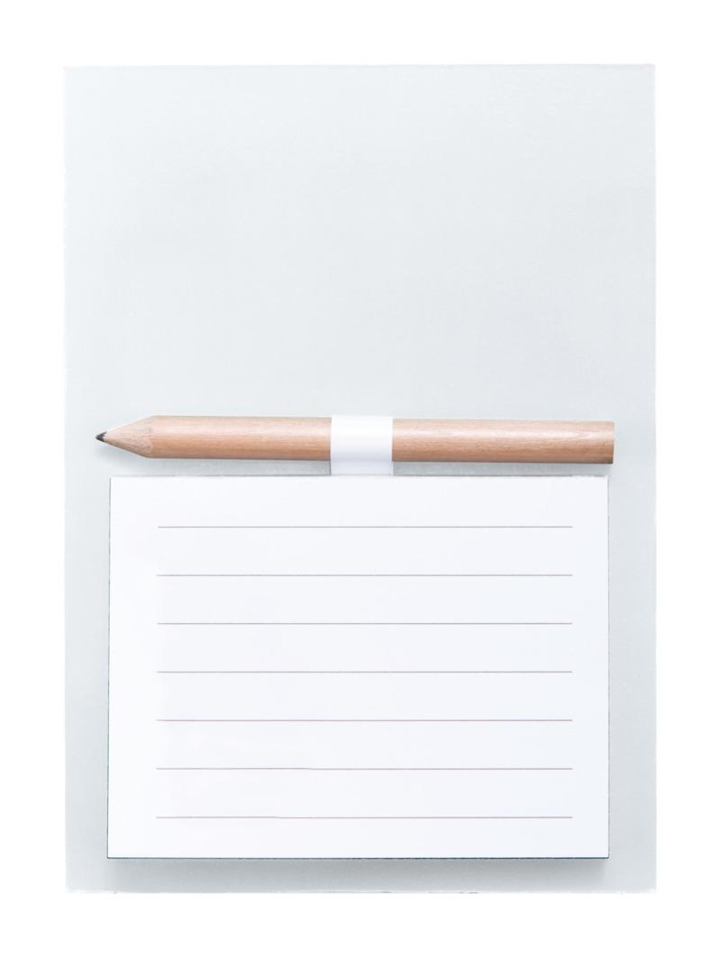 Yakari magnetic notepad