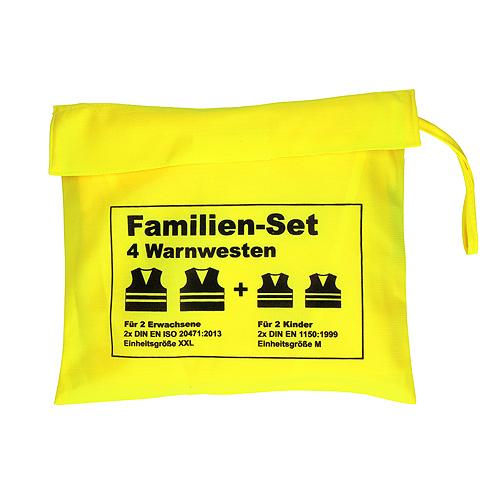 Safety vest set