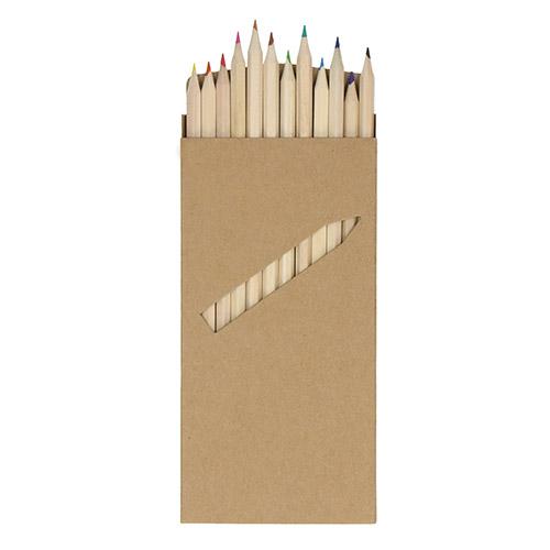 Coloured pencil set