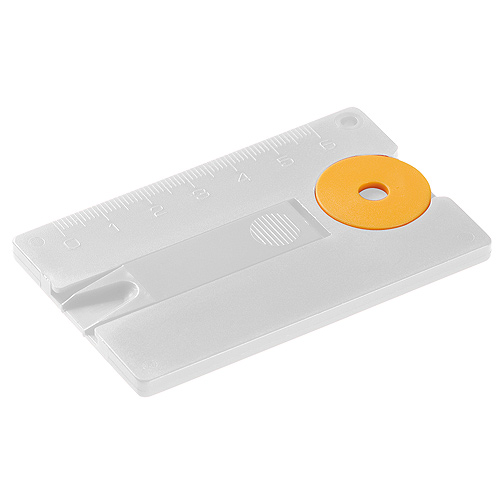 Key pendant card