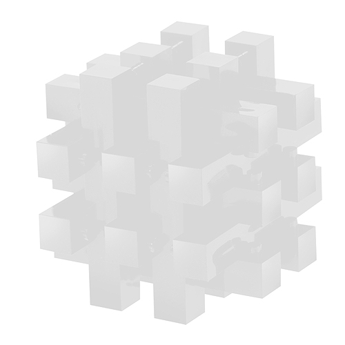 Pussycat 3D puzzle game