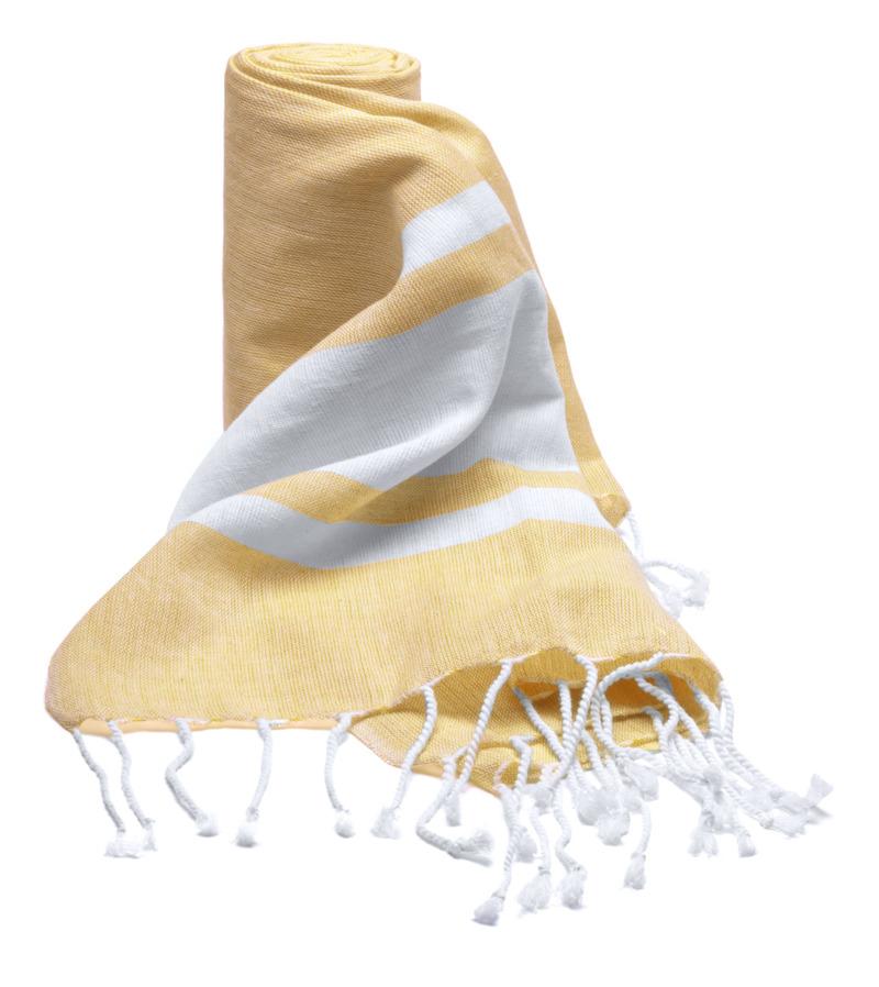 Suntan scarf