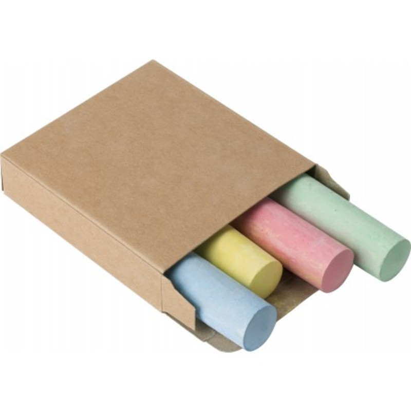 Set of sidewalk chalk