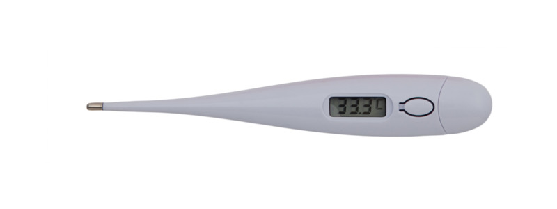 Kelvin digital thermometer
