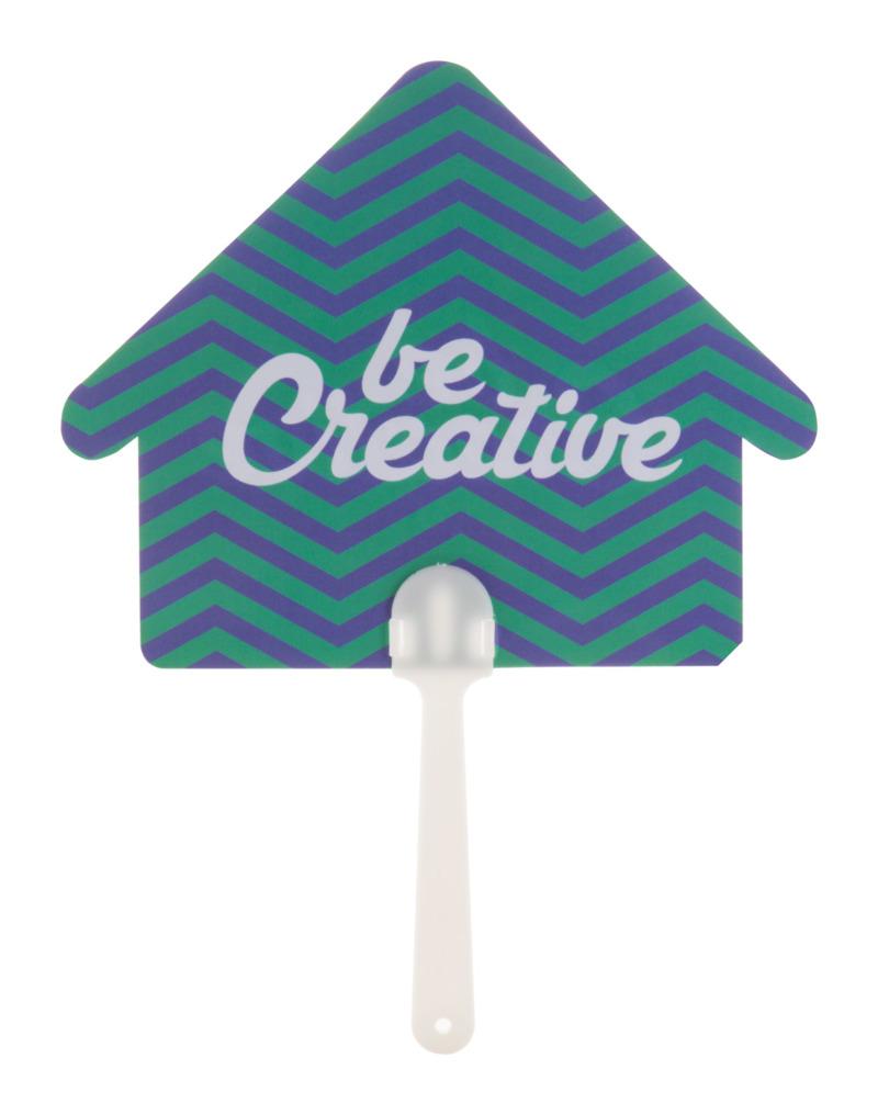 Digibreeze custom made fan