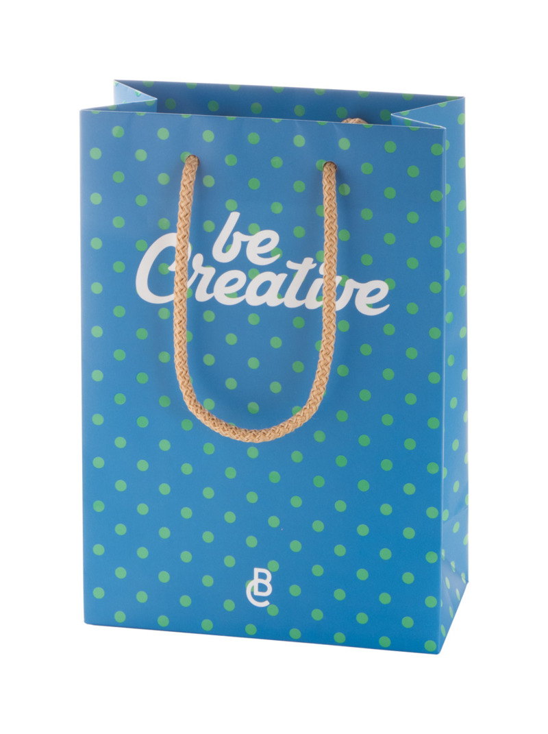 CreaShop S custom made paper shopping bag, small