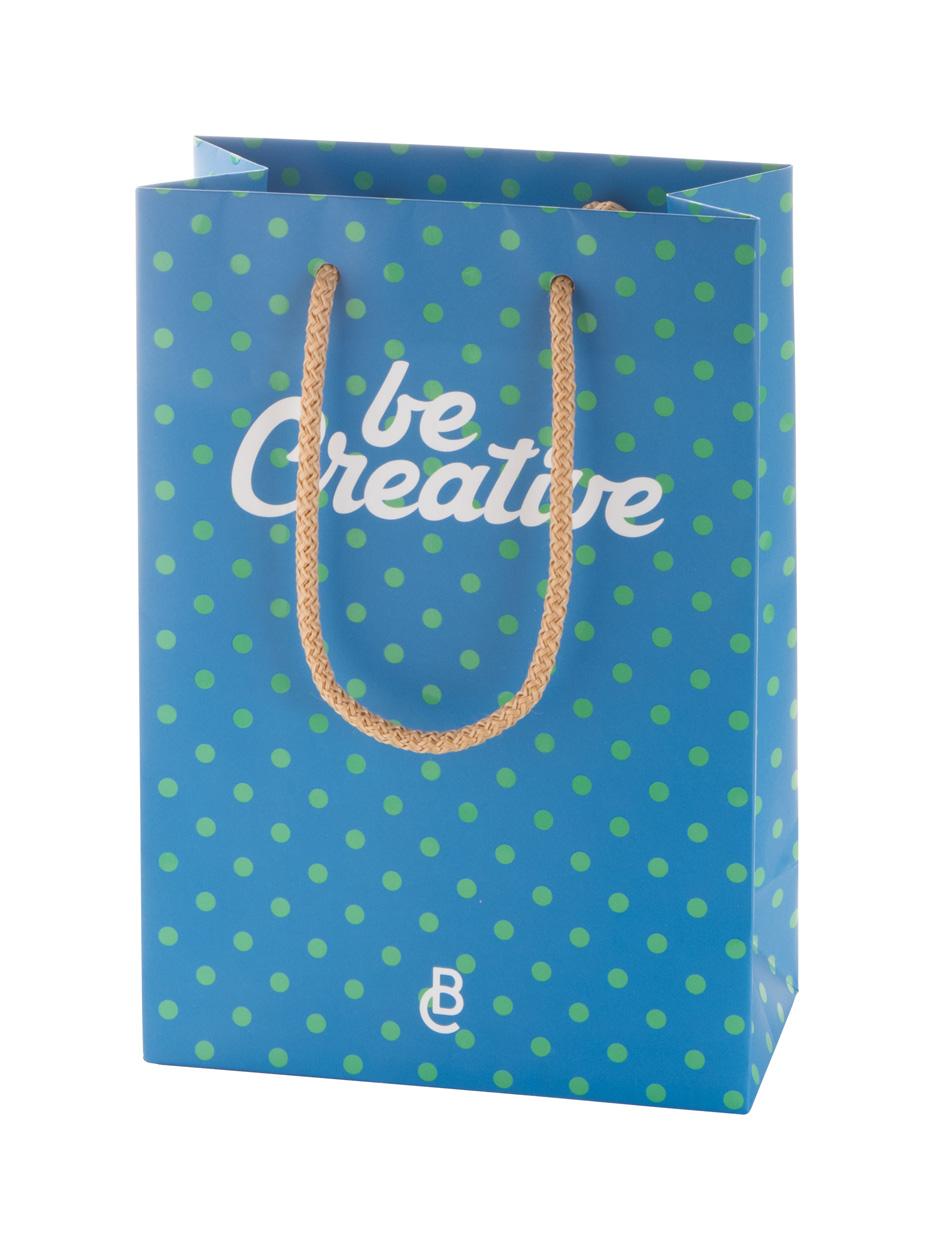 CreaShop S custom made paper shopping bag, small