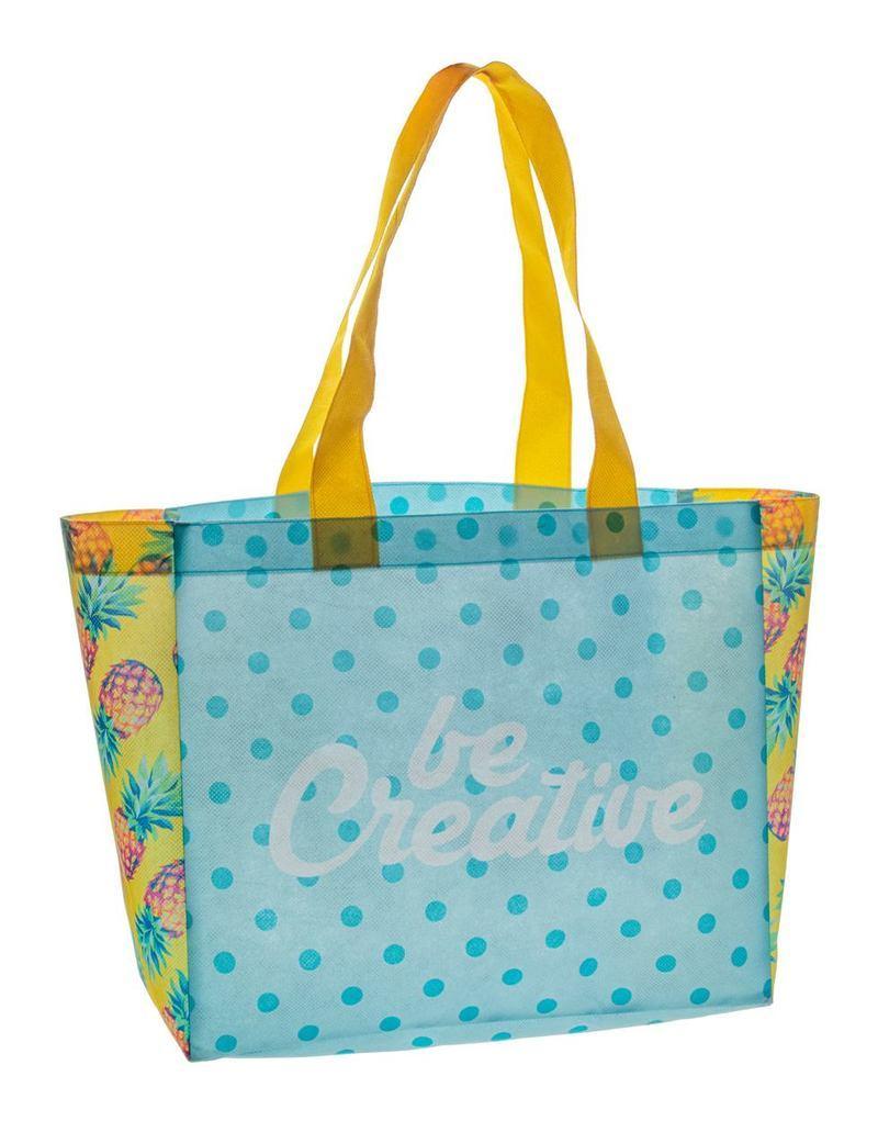 SuboShop B custom non-woven shopping bag