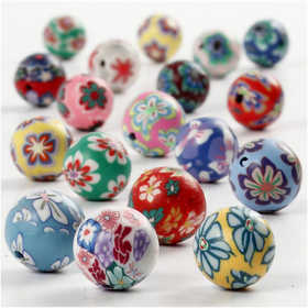 Clay Beads