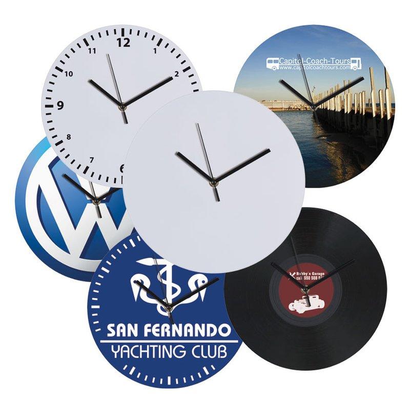 Wall clock Venice