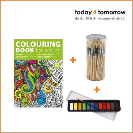 Stay calm & color on