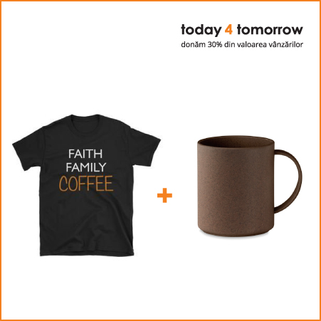 Faith, family, coffee - men / women