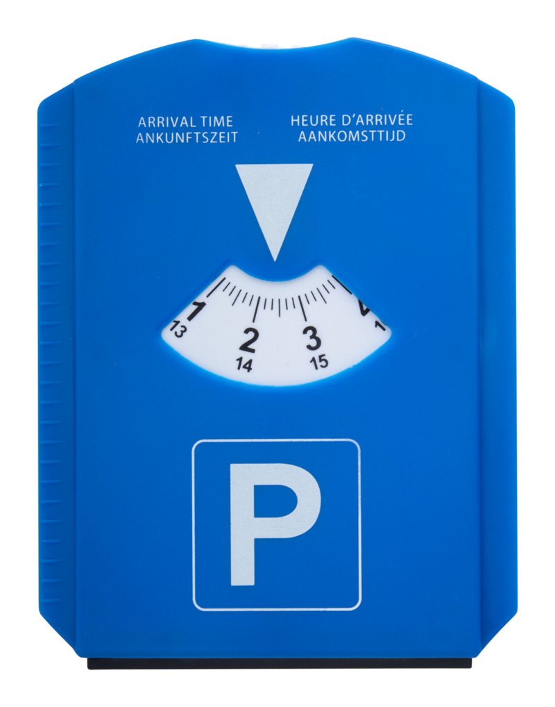 ScraPark parking card