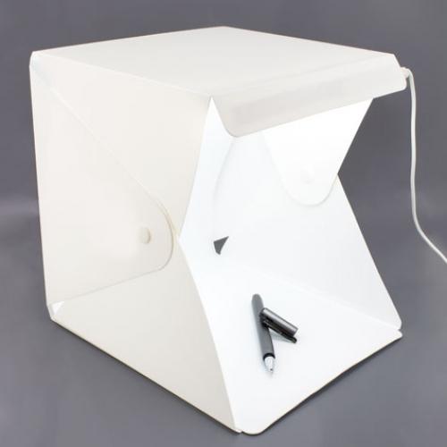 Foldable photo studio 22x24x24 cm