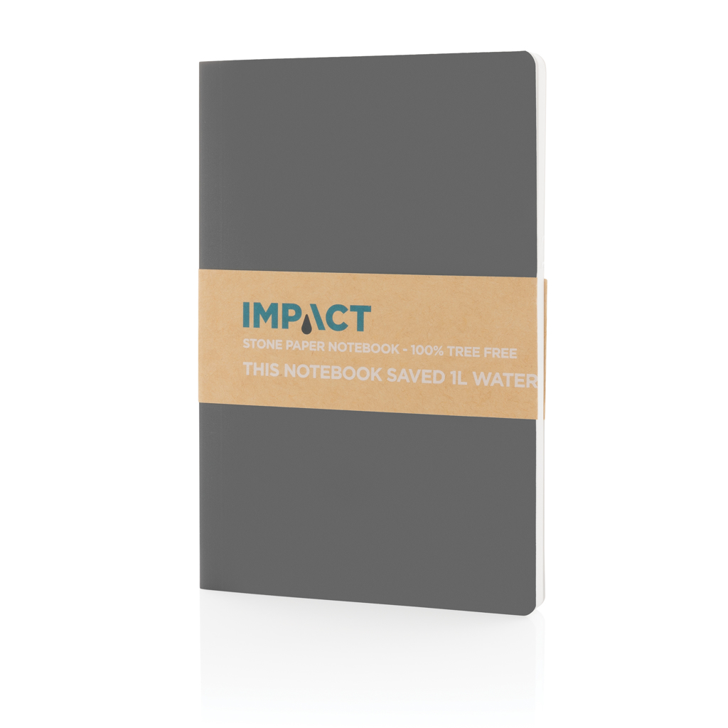Impact softcover stone paper notebook A5
