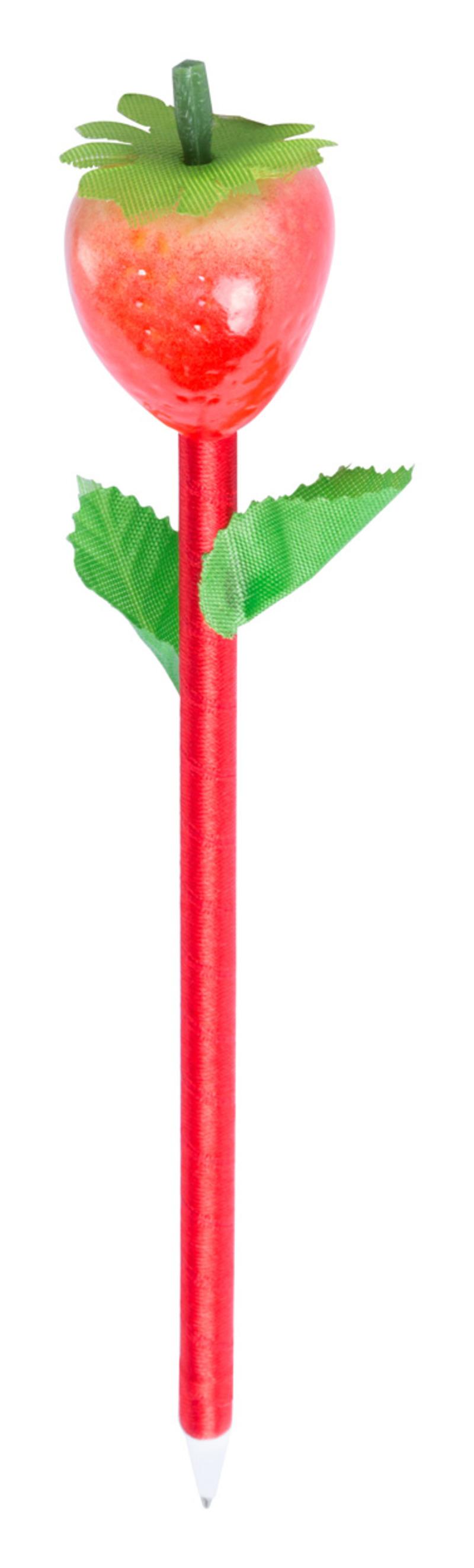 Ximor ballpoint pen, strawberry