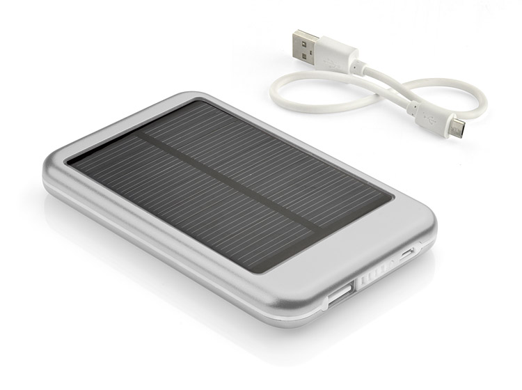 Power Bank SOLAR 4000 mAh - II quality